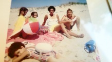 at-the-beach-old-photo